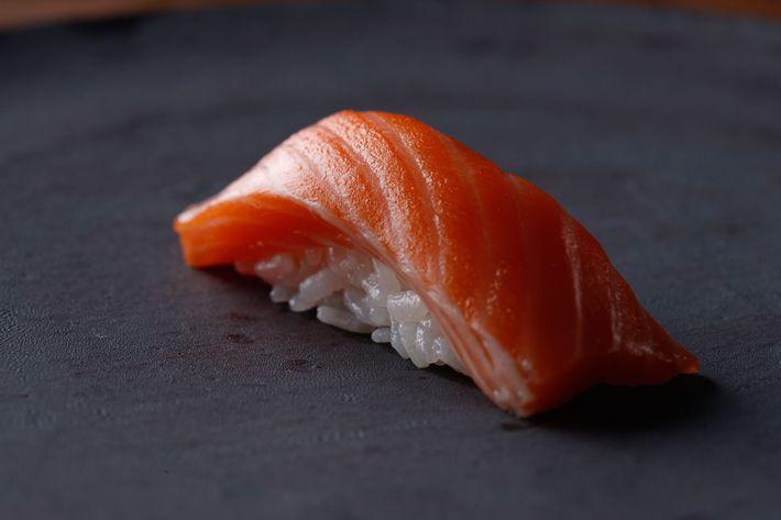King salmon.