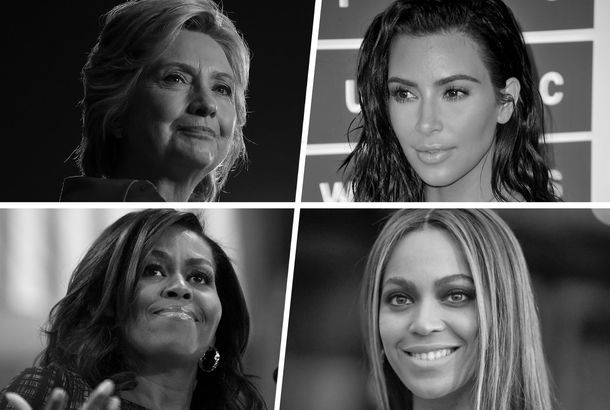 3ae8aa50 25 Famous Women on Dealing With HatersMichelle Obama, Beyoncé, Hillary  Clinton, and more women on shaking it off.
