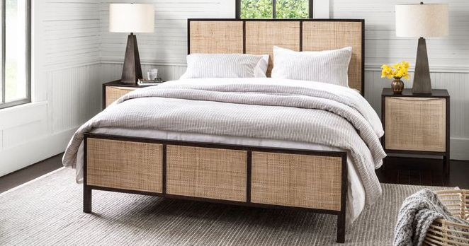 23 Best Bed Frames 2021 The, Queen Bed Frame With Headboard And Footboard Wood