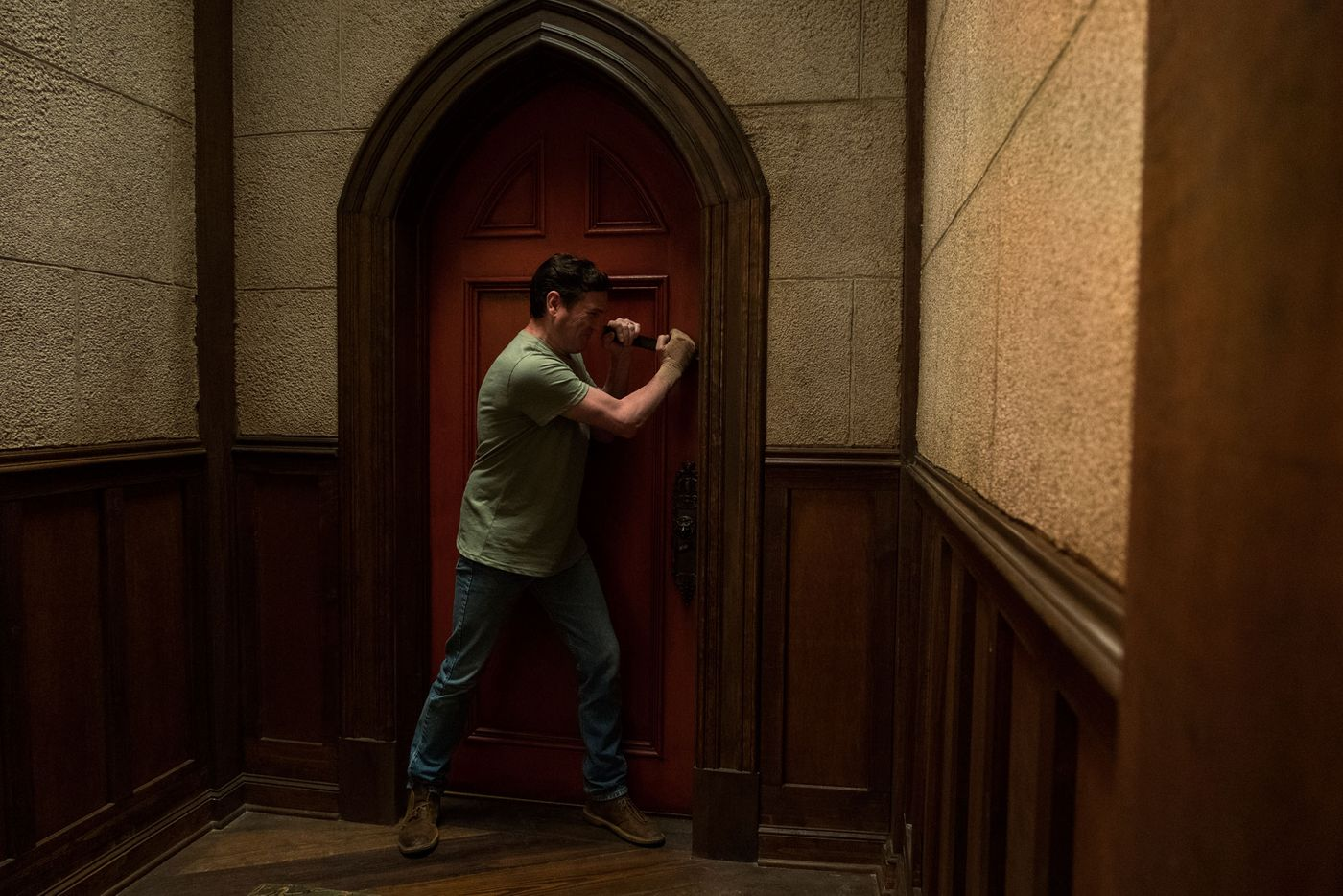 How Scary Is The Haunting Of Hill House