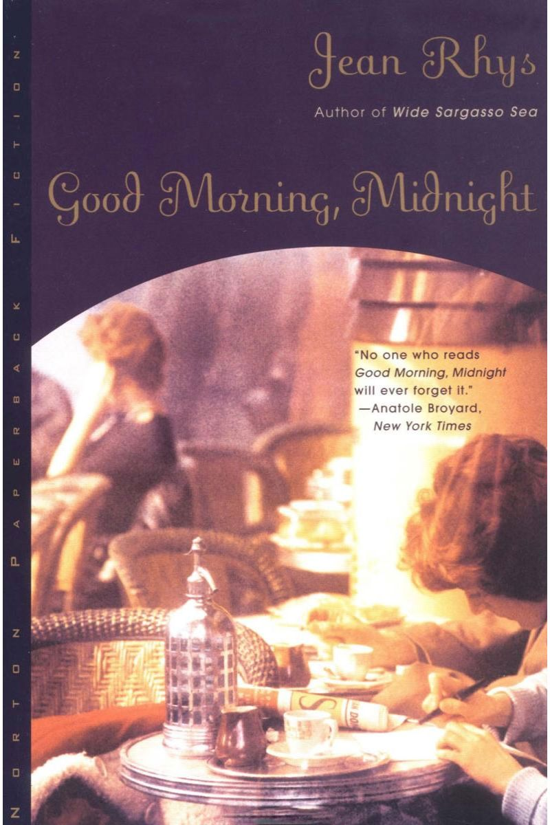"""Good Morning, Midnight,"" by Jean Rhys"