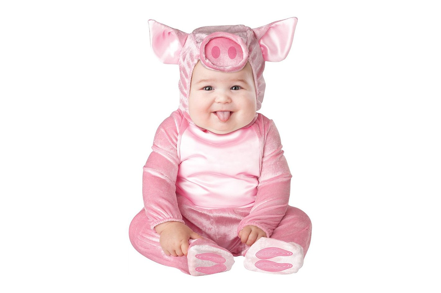 incharacter baby this lil piggy costume