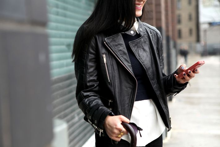In Search Of The Perfect Motorcycle Jacket