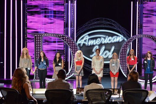 AMERICAN IDOL: Hollywood Round: Contestants wait to hear if they will advance to the next round on AMERICAN IDOL airing Wednesday, Feb. 13 (8:00-10:00 PM ET/PT).