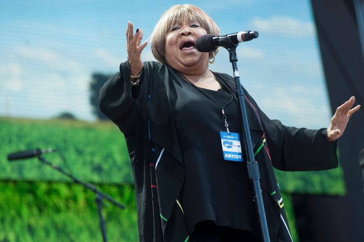 Mavis Staples At Farm Aid 2015