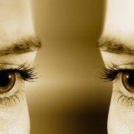 Reflecting Eyes