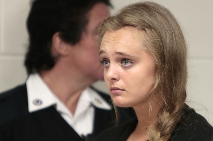 Michelle Carter will be tried for involuntary manslaughter.