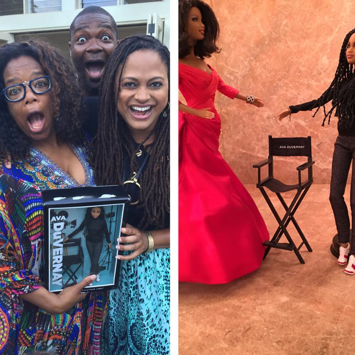 Oprah and Ava Barbies are Forever Friends. Instagram/Oprah