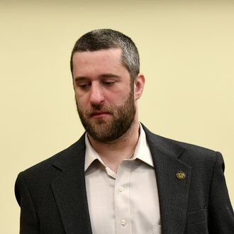 Dustin Diamond, Saved by the Bell's Screech, Checks In for ...