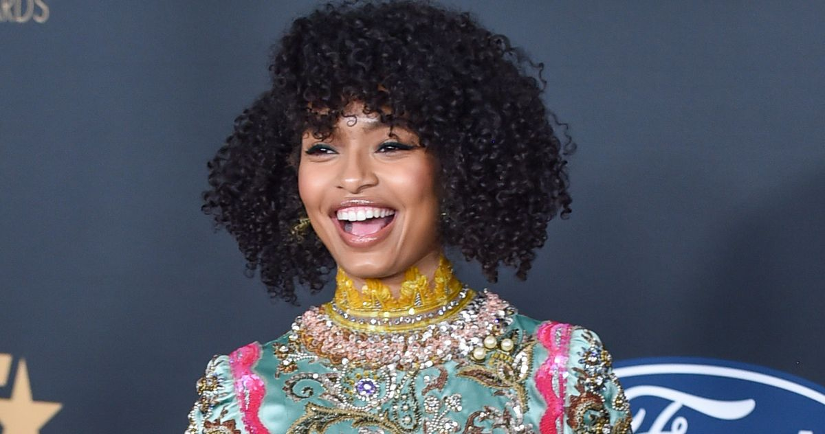 Get Ready to Clap for Yara Shahidi's Tinker Bell in Peter Pan and Wendy