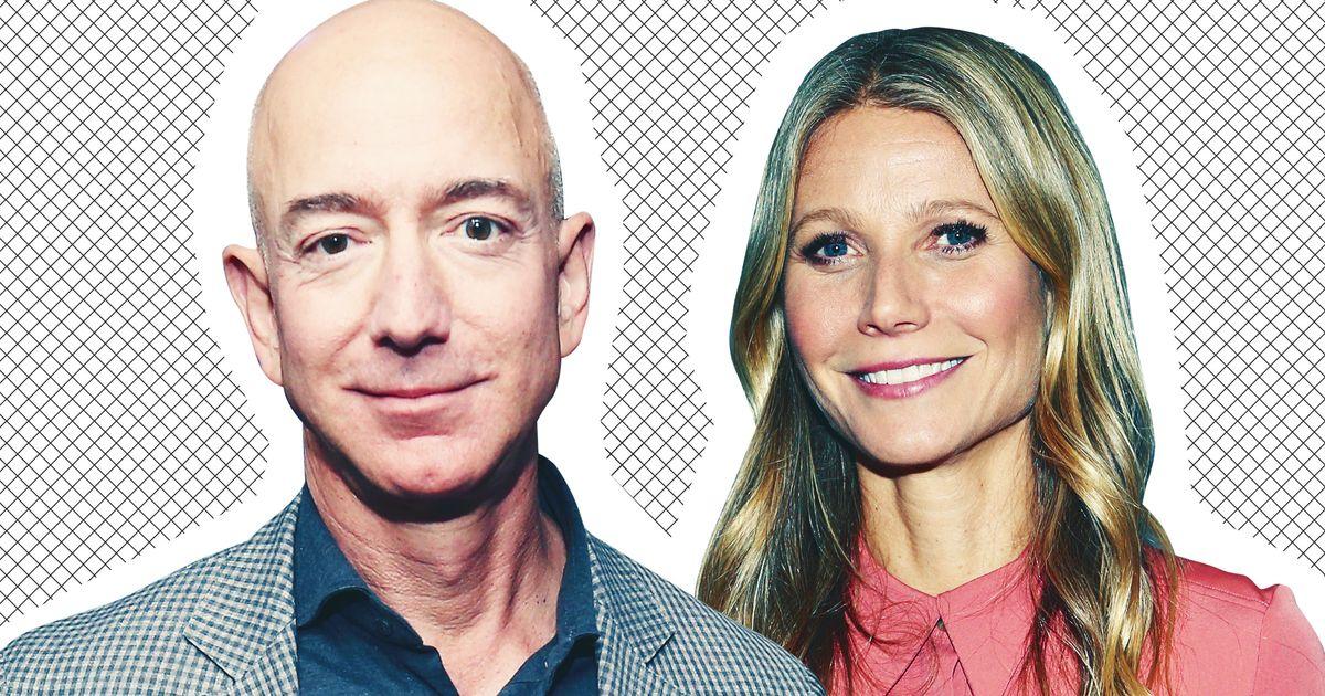 Why Is Jeff Bezos Avoiding Gwyneth Paltrow?