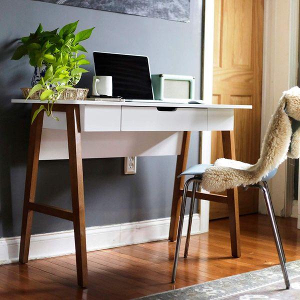 Nathan James Telos Home Office Desk
