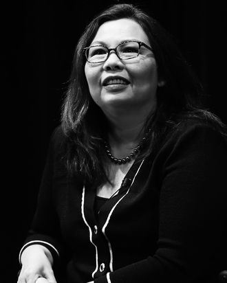 Senator Tammy Duckworth, Democrat of Illinois.