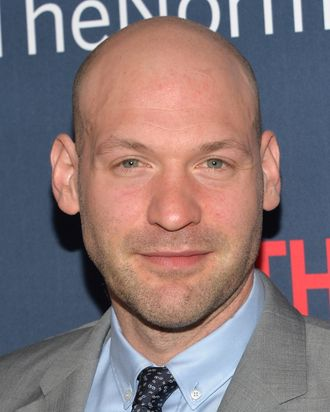 NEW YORK, NY - MAY 12: Corey Stoll attends the New York premiere of