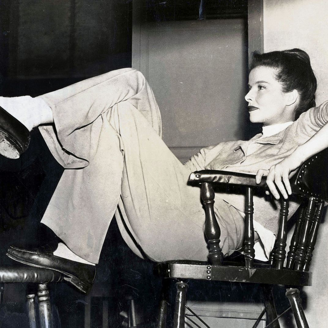 7a974772963 The Katharine Hepburn Look Book