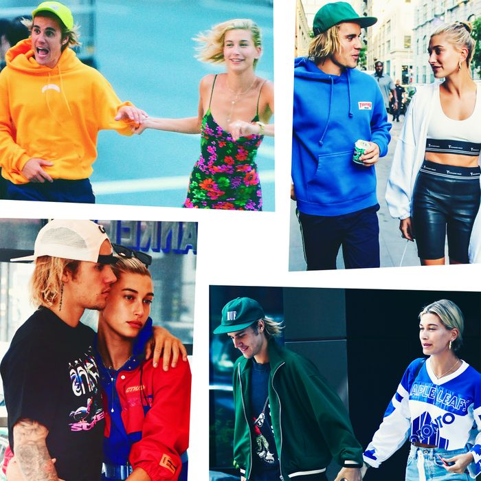 Justin Bieber and Hailey Baldwin love New York City.