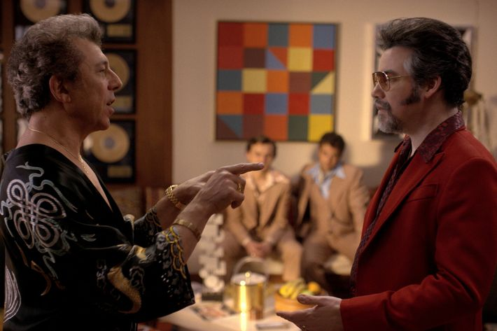 Eric Bogosian as Roy Asheton, Kevin Corrigan as Jackie.