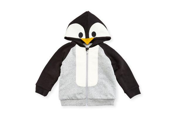 Stella McCartney Buddy Penguin Hoodie Sweatshirt