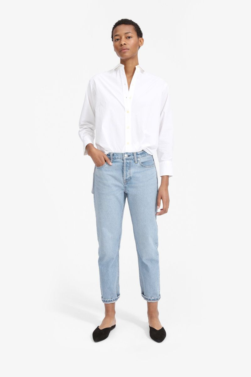 Everlane Relaxed Boyfriend Jean