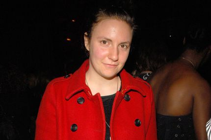 Lena Dunham== THE NEW YORK SPECIAL SCREENING OF JANE EYRE AFTER PARTY== Tribeca Grand Hotel, NYC== March 9, 2011== © Patrick McMullan== Photo - OWEN HOFFMANN/PatrickMcMullan.com== ==