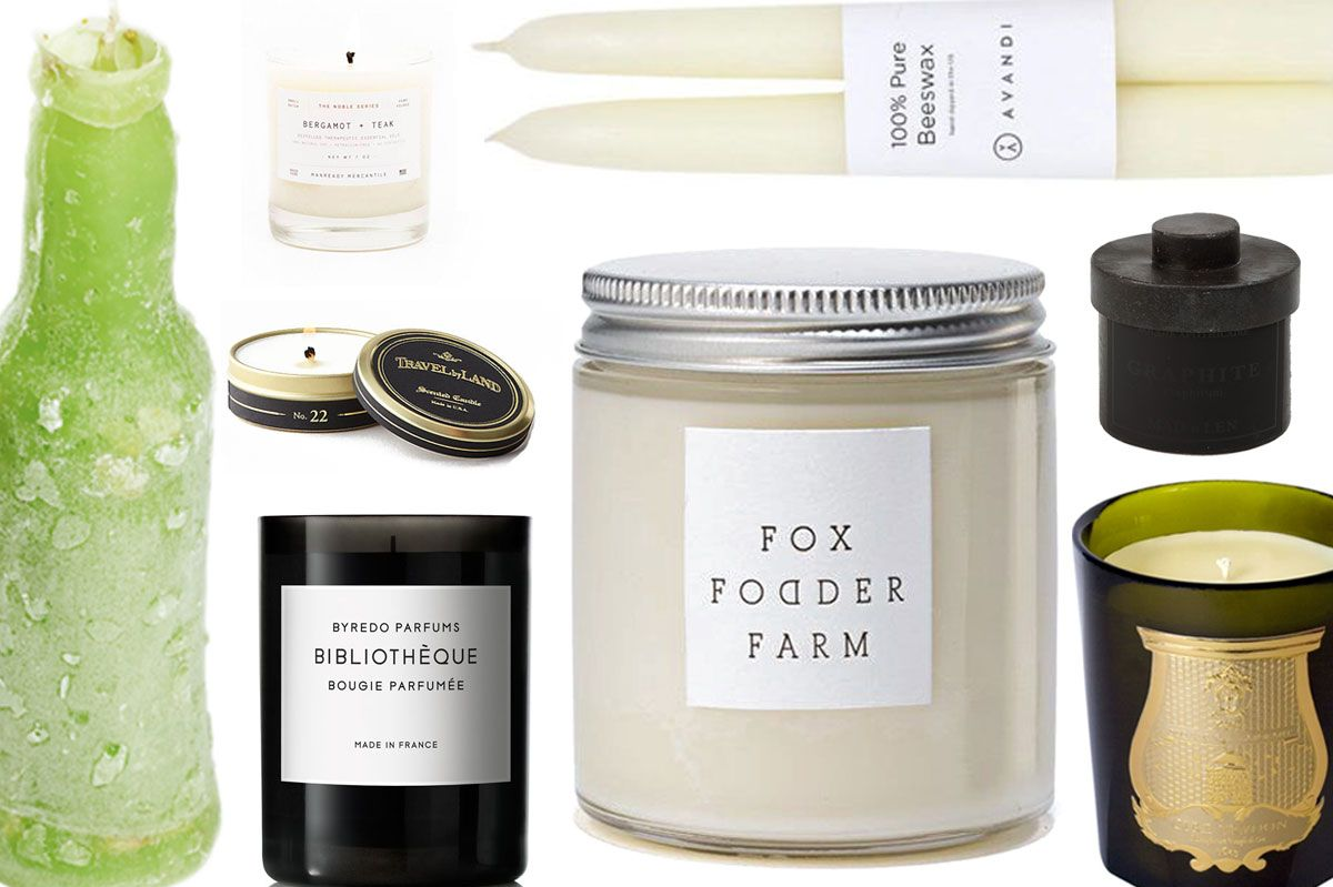 the best candles for every room