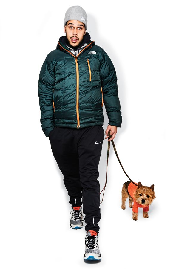 The North Face Men's Summit L6 Down Belay Parka
