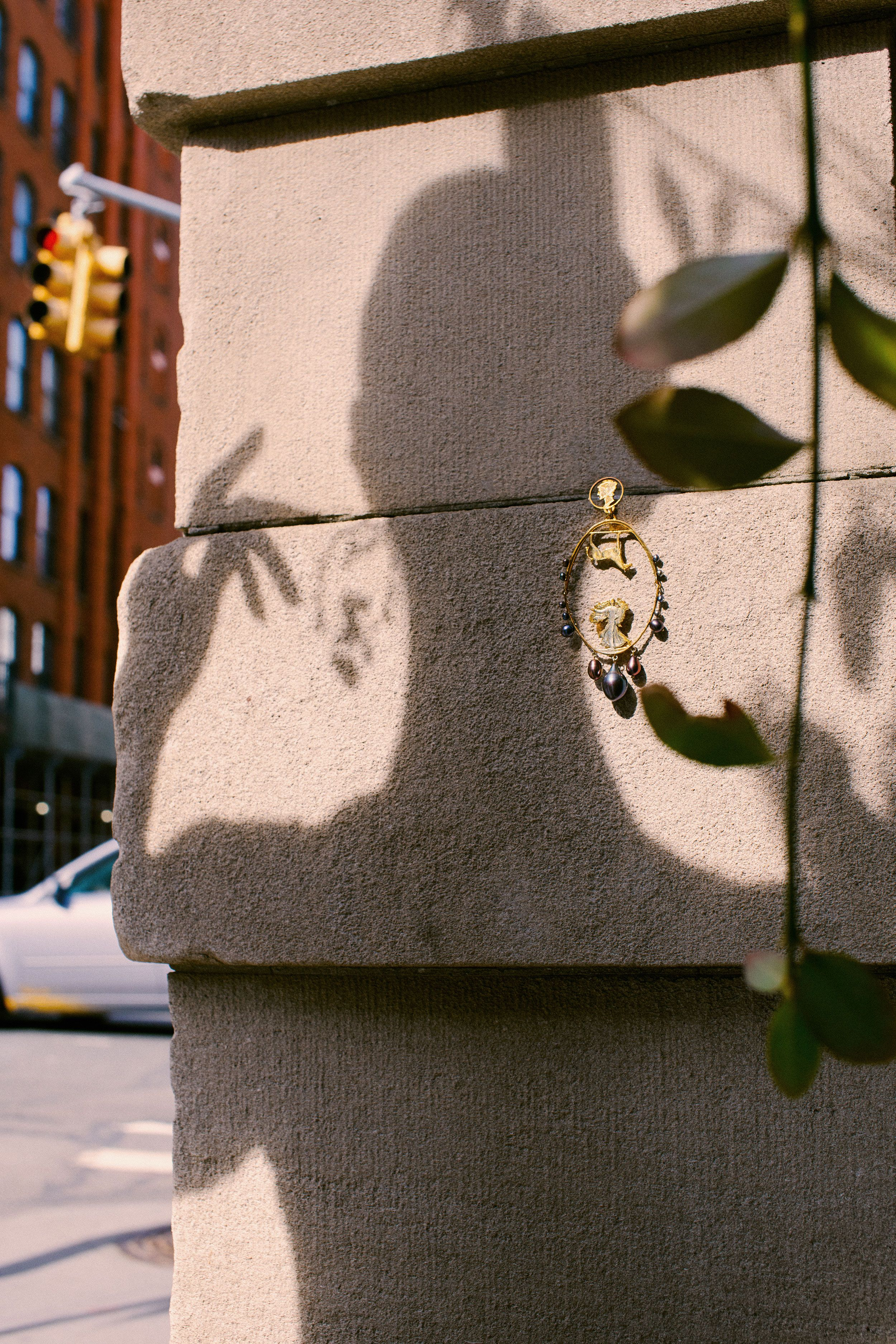 Statement Earrings That Look Antique