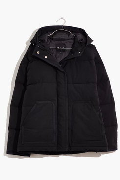Madewell Holland Quilted Puffer Parka