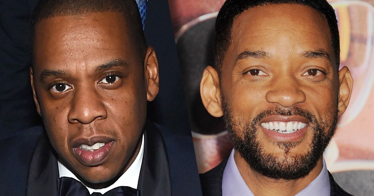 Will Smith Jay z