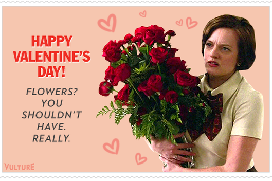 see our mad men valentine's day card recaps -- vulture, Ideas