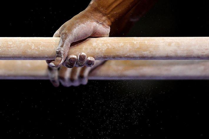 USA Gymnastics is under fire.