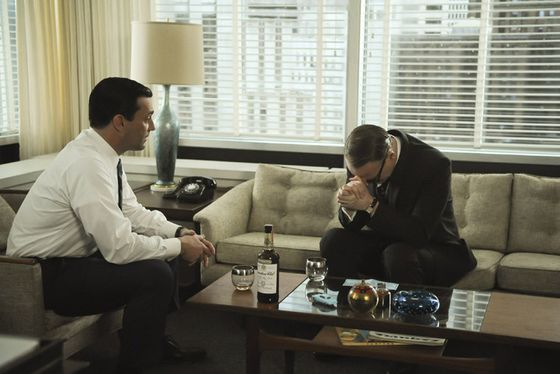 Mad Men - Season 5, Episode 12 - Photo Credit: Ron Jaffe/AMC