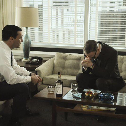 Mad Men - Season 5, Episode 12.