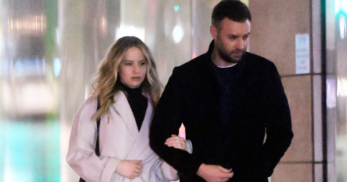 A List of Details We Know About Jennifer Lawrence's Wedding