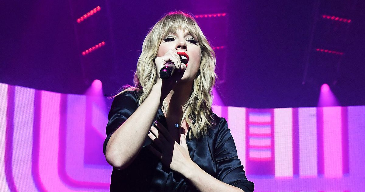 Taylor Swift Announces Tay-Chella Instead of U.S. Tour