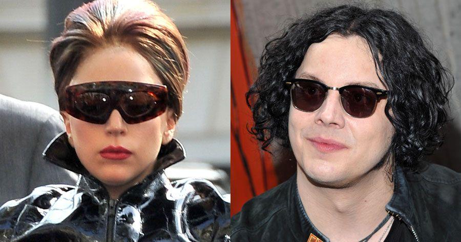 Jack Lady Gaga White