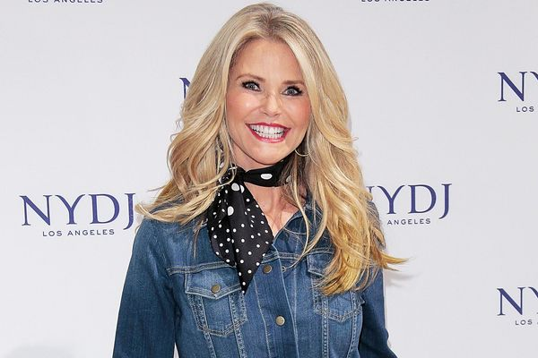 Christie Brinkley Wants to Race You