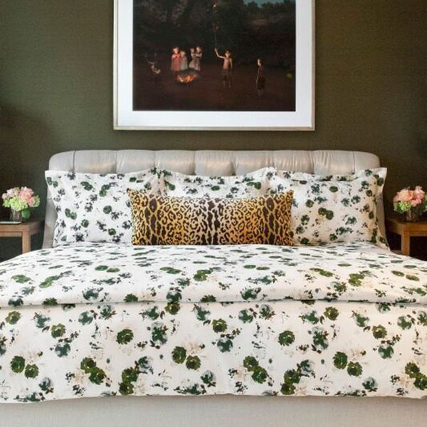 Biscuit Home Bloomsbury Duvet, Green