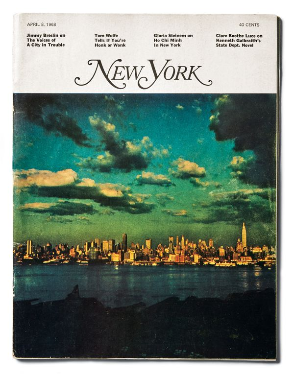 New York by Jay Maisel