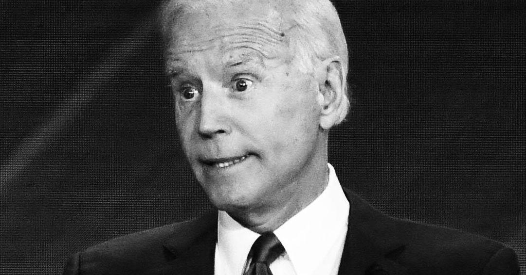 Joe Biden Sounded Like a Very Broken Record at the Debate