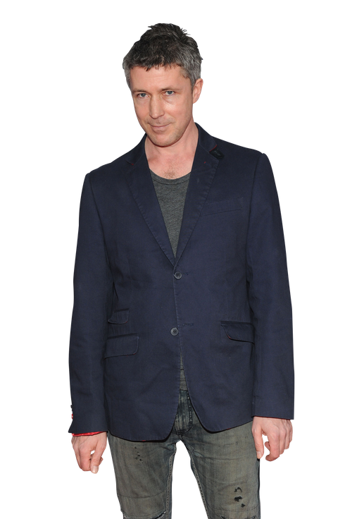 "Actor Aidan Gillen attends the ""Game Of Thrones"" Season 4 New York premiere at Avery Fisher Hall, Lincoln Center on March 18, 2014 in New York City."