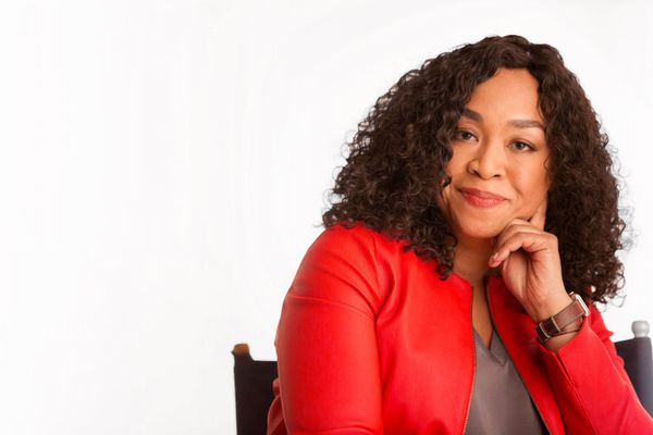 You're Probably Not As Confident As Shonda Rhimes.