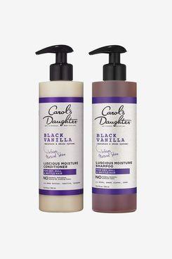 Carol's Daughter Black Vanilla Hydrating Shine Shampoo & Conditioner Set