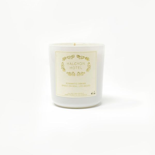 Halcyon Hotel Romantic Drama Based on Real Life Issues Candle