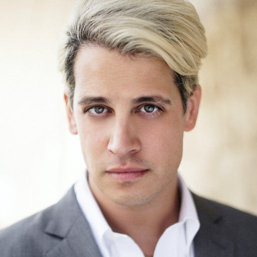Milo Yiannopoulos. Photo: @nero/Twitter