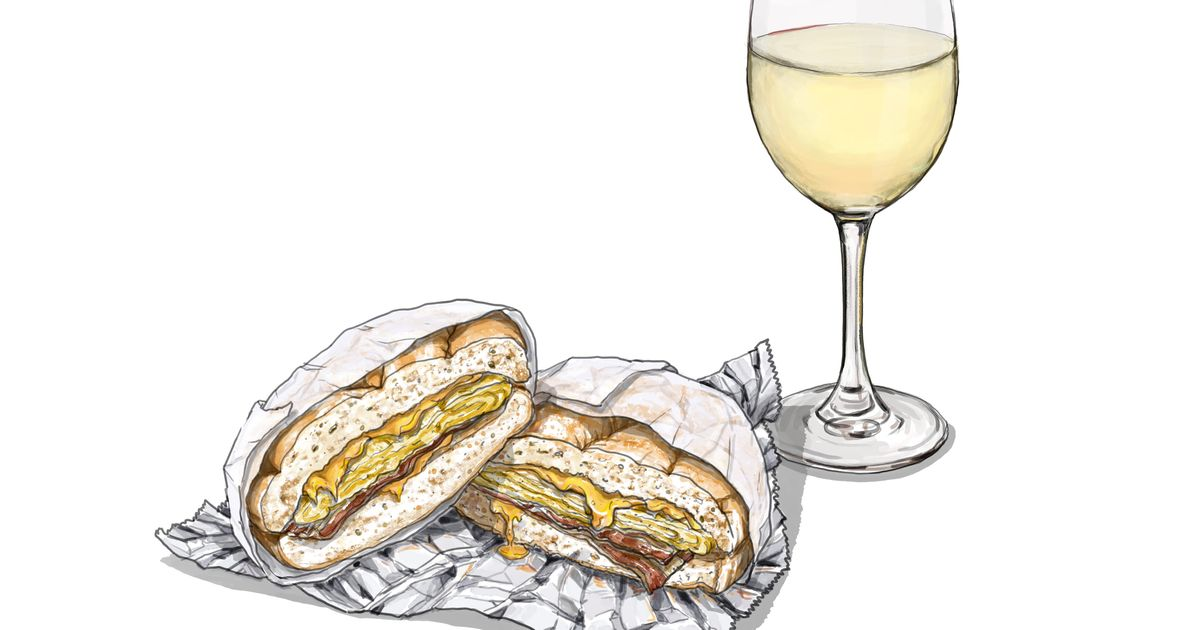 How to Pair Wine With Breakfast Sandwiches