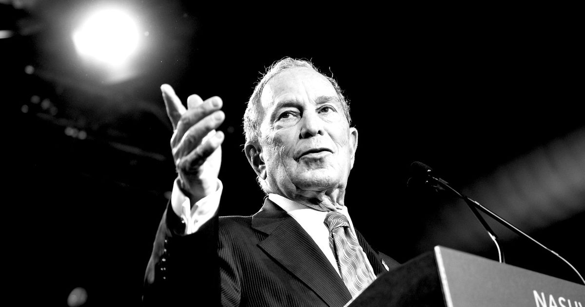 The Worst Things Michael Bloomberg Has Said About Women