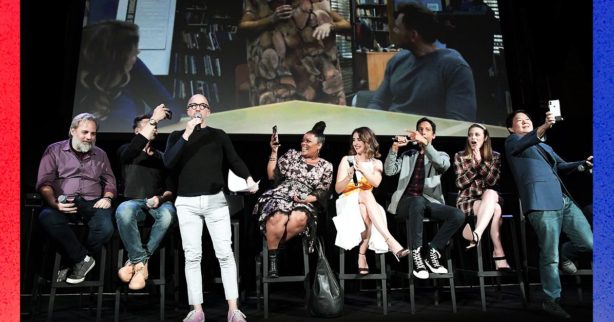 Community Reunited: 'I Think I'm on the Greatest Television Show Ever Made'