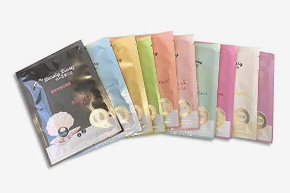 My Beauty Diary Fashionista Mask Fiesta Facial Sheet Masks