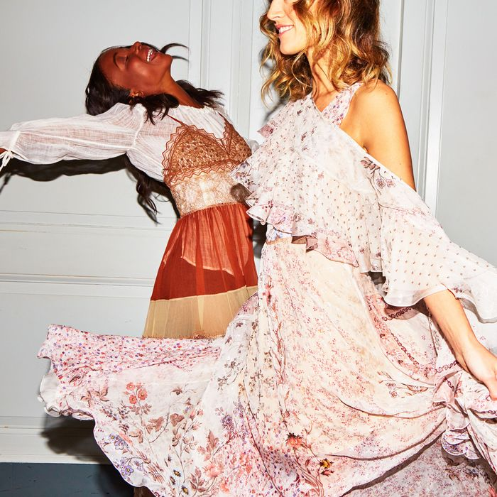 Now You Can Rent Couture Clothes, Too
